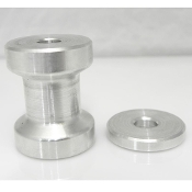 Aluminum Seat Spacers designed by CKR